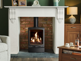 Gazco Midi Gas Stove - Prices from £1,879 inc VAT
