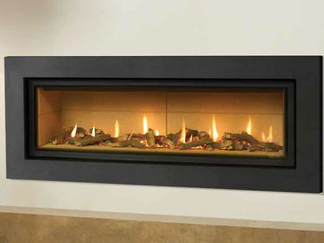 Studio 3 Gas Fire -