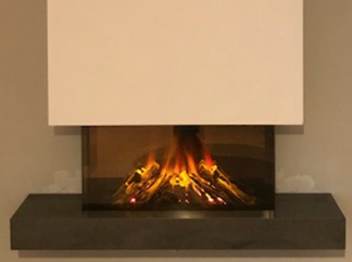 Colorado Electric Fire - Prices from £1,992 inc VAT