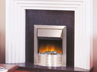 D4 electric fire