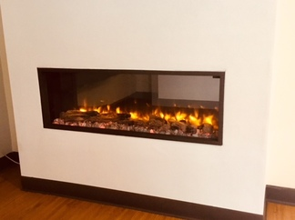 105 Skope Inset electric fire