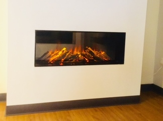 Ecobox GF1 Electric Inset Fire