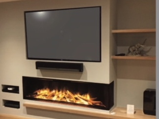 Evonic e1800gf2 electric fire