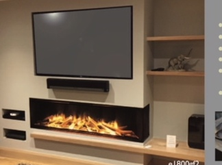 Evonic e1800 Electric Fire - Prices from £2,498 inc VAT