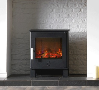 ACR Malvern Electric Stove - On display in our showroom