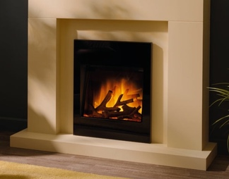 Solace Electric Fire - On display in our showroom