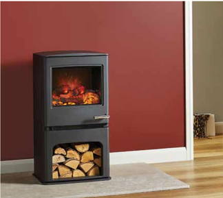 CL5 midline Electric Stove - On display in our showroom