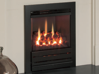 Nu Flame - Vitesse HE with satin modern trim