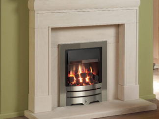 Nu Flame Slim line - Please refer to Efficiency Labels to see the efficiency rating.