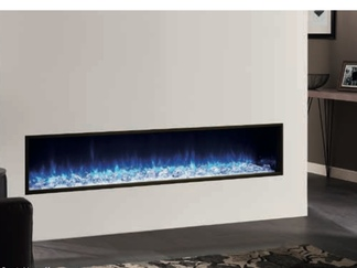 Colorado Electric Fire - On display in our showroom