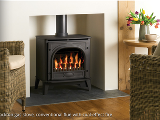 Gazco Medium Gas Stove - Prices from £1,389 inc VAT
