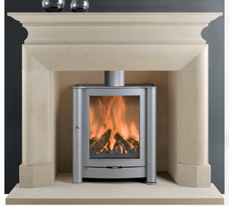 Montgomery I  Imposing and very versatile this surround has many assets.  Prices from £3,372 inc VAT