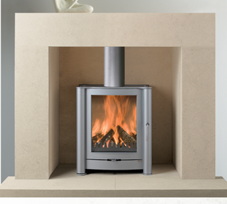 Bauhaus Born from true modernist architecture, straight, simple and  clean creating a new definition to fire surrounds.  Prices from £1,428 inc VAT