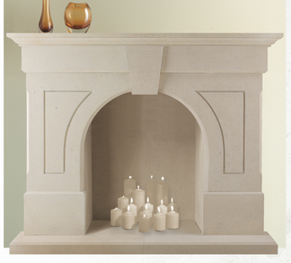 Clearwell  A surround that demands respect and uses a functional keystone first  developed in architecture by the Romans over 2000 years ago.  Prices from £3,662 inc VAT