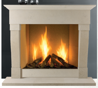 Rochester  With French inspiration and English limestone this magnificent surround will take centre stage in any home . Prices from £3,484 inc VAT