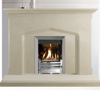 Berkeley  Classically styled this arched surround has stood the test of time and remains popular in both new and traditional settings.  Prices from £2,092 inc VAT