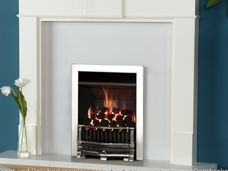 Logic Box Profil Gas Fire - Prices from £548.50 inc