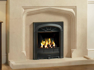 Logic Richmond Gas Fire -