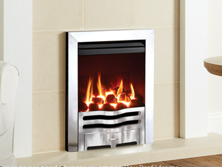 Logic Wave Gas Fire