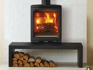 vogue 5kw woodburner prices from £