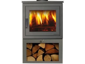 Shoreditch 5 LS Woodburner- The Shoreditch LS 5kw wood burning stove is DEFRA exempt for use in smoke control areas which means it can be safely and legally used to burn logs in all major cities and towns throughout the UK. Net efficiency rating 84.5%. Prices from £1,884 inc