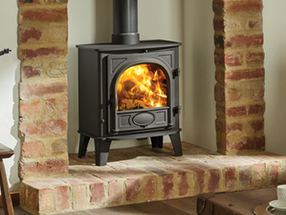 Stockton 5kw woodburner Prices from £799 inc