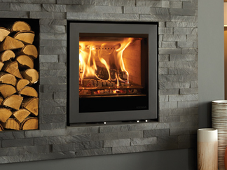 Elise wood burner fire 5kw price from £1,625 inc