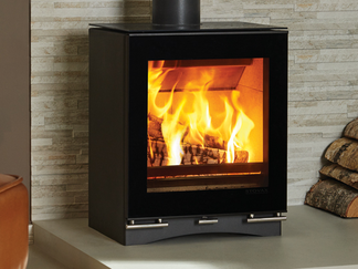 Riva vision woodburner prices from £1,149