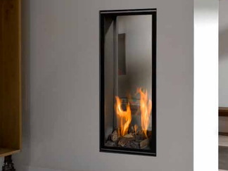 Gazco stockton 5 balanced flue  - Prices from £1,324 inc