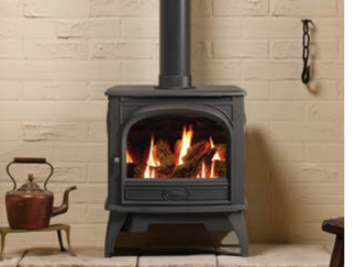 Dovre 425 Gas Stove - Prices from £1,475 inc