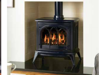 Gazco Ashdon - Prices from £1,679 inc VAT, Balanced flue £1,929 inc VAT