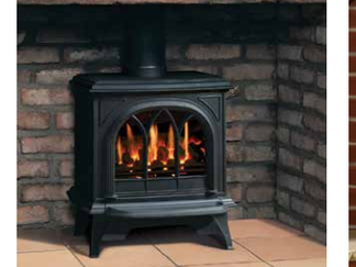 Gazco Huntington 30 Gas Stove - Prices from £1,295 inc Balanced Flue £1,395 inc