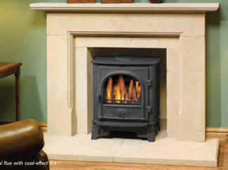 Gazco Stockton 5  Gas Stove - Prices from £1,259 inc VAT