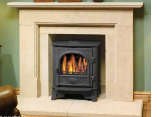 Gazco Stockton 5 Gas Stove - Prices from £1,295 inc VAT