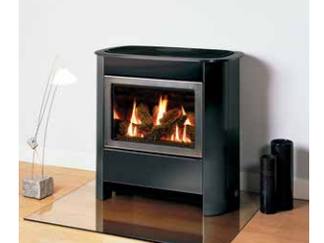 Gazco Steel Manhattan Gas Stove - Prices from £1,779 inc VAT