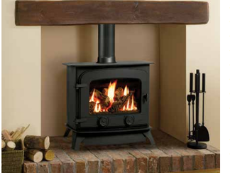 Yeomans Dartmoor Gas Stove - Prices from £1,495 inc VAT