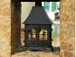 Yeomans Devon Gas Stove - Prices from £2,085 inc VAT