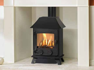 Yeomans Exmoor Gas Stove - Prices from £1,325 inc VAT