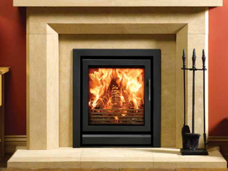 Riva 55 Multi-Fuel Fire - Prices from £1,630 inc