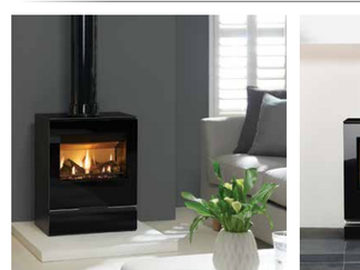 Gazco Riva Vision Medium - Prices from £2,099 inc VAT