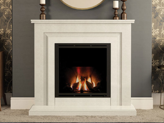 Elgin & Hall Gas Fire Suite -